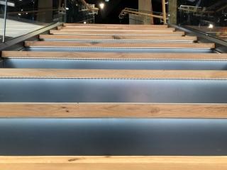 Motonautika stopnišče z omaro 29