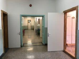 Vrata za učilnice OŠ Selnica ob Dravi 02