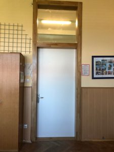 Vrata za učilnice OŠ Selnica ob Dravi 06