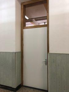 Vrata za učilnice OŠ Selnica ob Dravi 09