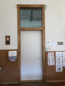 Vrata za učilnice OŠ Selnica ob Dravi 15