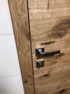 Vrata notranja les 1