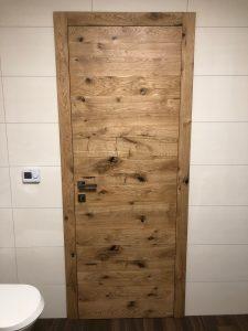 Vrata notranja les 2
