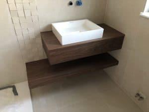 Namestnik kopalniško pohištvo rjavo