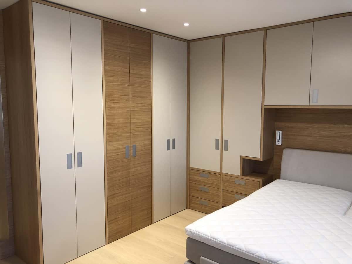 Namestnik stanovanje vgradna spalnica